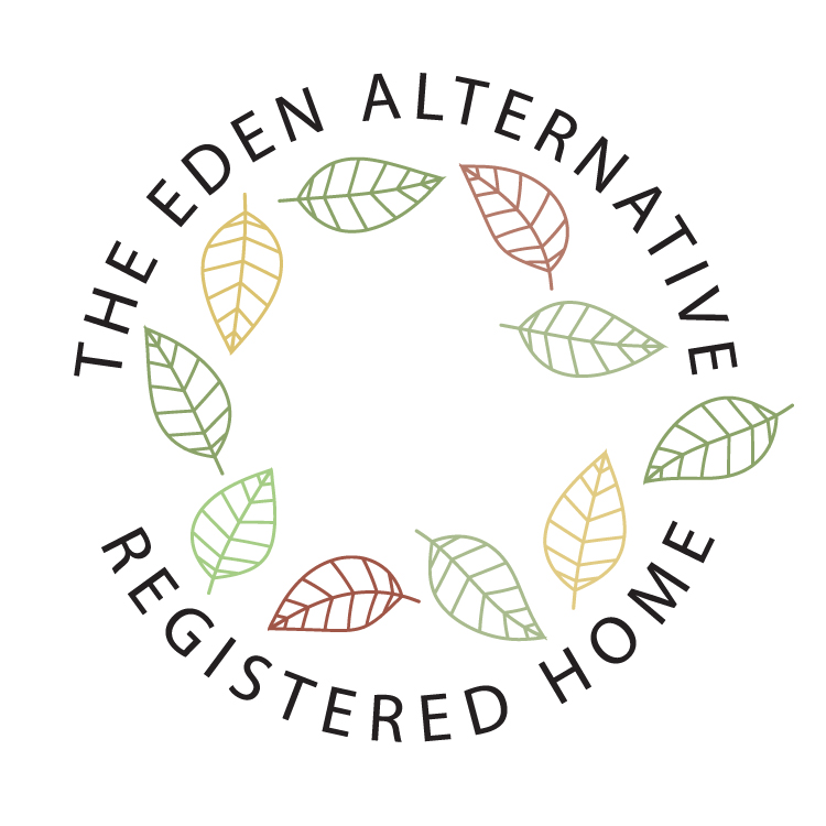 eden alternative registered home logo