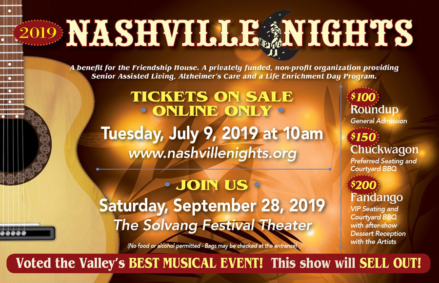 nashville nights poster (link)